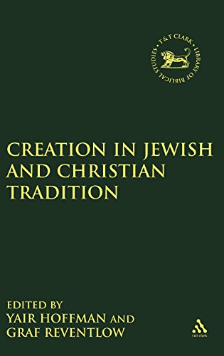 Creation in Jewish and Christian (Serie 319)
