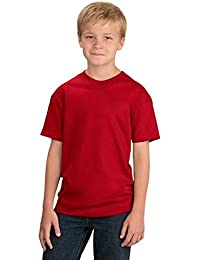 Kids T Shirt, 100% ORGANIC Cotton plain Children T Shirt, plain KIDS t shirts in 15 COLOURS