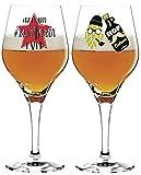 Craft Beer est synonyme de créativité et de passion - dans la fabrication comme chez le consommateur. Ces spécialités de bière « fabriquées à la main » ne développent leur caractère que dans un verre adéquat. La coupe à bière Ritzenhoff Craft avec de...