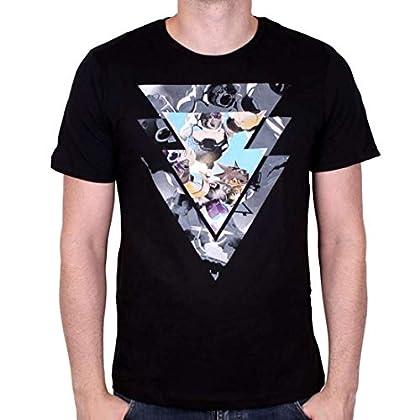 Overwatch For The Good Camiseta Negro XXL