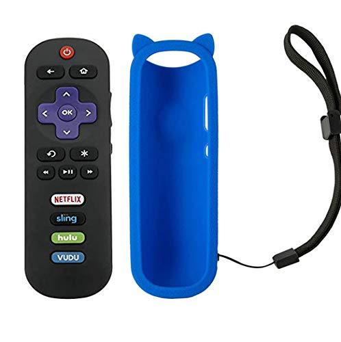 RC280 IR Remote Control for TCL ROKU TV 32S3850 32S3700 32S301 40FS3850  50FS3800 50FS3850 40FS3800 48FS3700 32S3800 55FS3700 48FS4610R 32S3850A