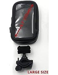 Roller Motorrad Fahrrad Handy Note Gerät Halterung iPhone Samsung HTC Nokia Sony Motorola GPS Nav PDA A1