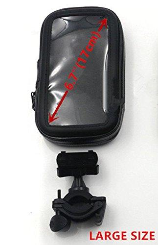 Roller Motorrad Fahrrad Handy Note Gerät Halterung iPhone Samsung HTC Nokia Sony Motorola GPS Nav PDA A1 Motorola Pda