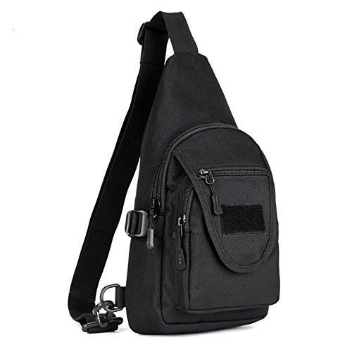Outdoor-Reisen Männer und Frauen kleiner Kasten Tasche Reit Rucksack Tasche Nylon 18 * 34 * 10cm 2