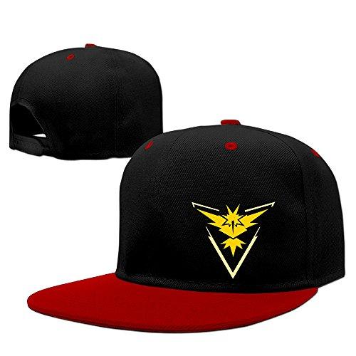 teenmax-unisex-pokemon-go-instinct-zapdos-hip-hop-baseball-caps