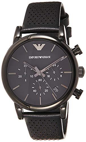 Emporio armani cronografo quarzo orologio da polso ar1737