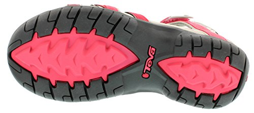 Outdoor Sandalen Gradient Damen Teva Rot W's red Tirra 617 amp; Sport BwxzYXxf