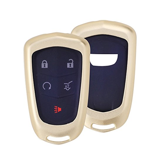 first2savvv-oro-guscio-shell-fob-alluminio-chiave-telecomando-per-cadillac-ats-l-ct6-xts-xt5-cts-srx