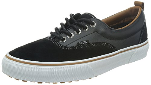 Vans  U Era Mte Mte, Sneakers Basses mixte adulte Noir (Mte/Black/True White)