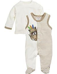 Schnizler Set Indianer, 2-Tlg. Mit Langarmshirt, Oeko-Tex Standard 100, Polaina para Bebés