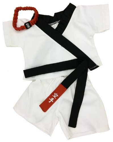 Karate Outfit Fits Most 14
