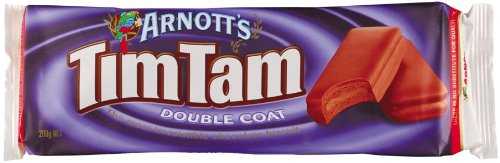 Arnotts Tim Tam Double Coat