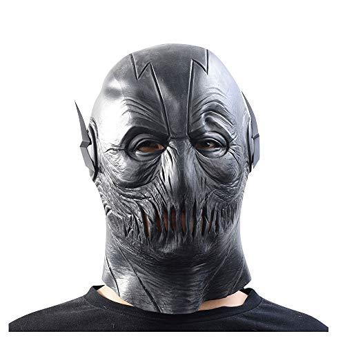 e Anime Mann Weibliche Horror Ball Erwachsene Cos Latexmaske Kopfbedeckungen Film Animation Flash ()