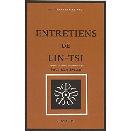 Entretiens de Lin-Tsi (Espace intérieur)
