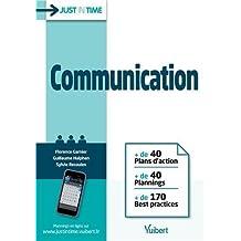 Communication - + de 40 Plans d action + de 40 Plannings + de 170 Best practices de Florence Garnier (19 avril 2014) Broché