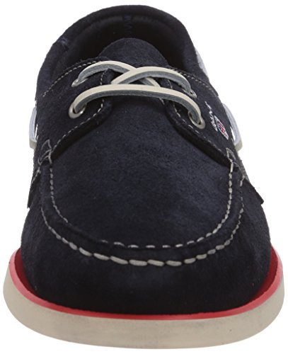 Gant Prince, chaussures bateau homme Bleu - Blau (navy blue  G65)