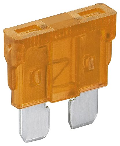 Fixpoint 20380 Kfz-Sicherungssortiment, 5 A, Orange (6-er pack) (Honda Alarm Accord)