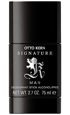 Otto Kern Signature Man homme / men, Deodorant Stick, 1er Pack (1 x 75 g)