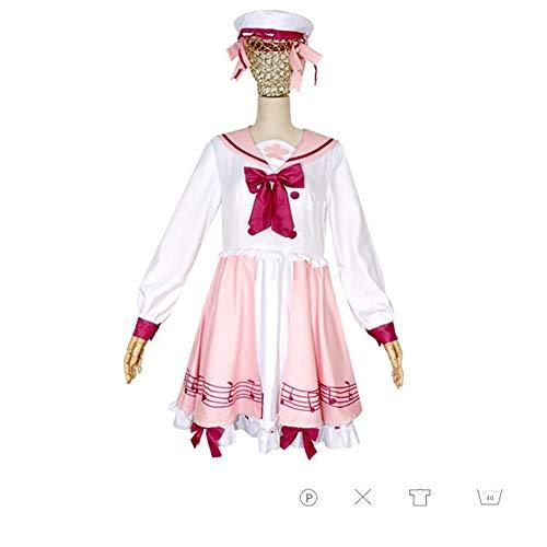 Miku Kostüm Hatsune Alle - SHIXUE Hatsune Miku Cosplay Kostüm Kleid Anime Kostüm Für Erwachsene Kostüm Anzug Party Inklusive Allem Zubehör,L
