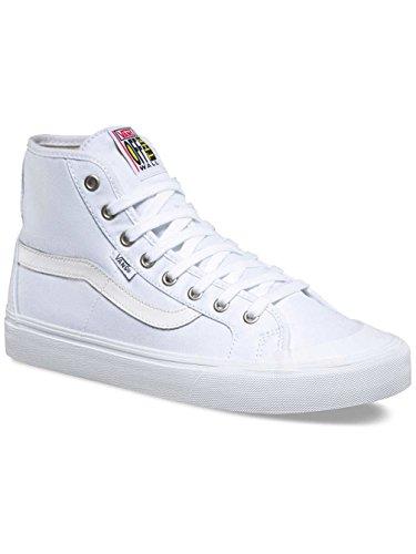 Vans Black Ball Hi Sf White/white White/White