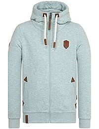 Naketano Male Zipped Jacket Schwarzkopf