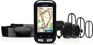 Garmin Edge 1000 GPS-Radcomputer - Europa-Fahrradkarte, RoundTrip Routing, 3 Zoll (7,6 cm) Touchscreen