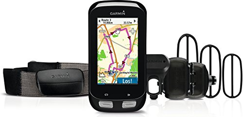 Fahrradcomputer Garmin Edge 1000 GPS Trittfrequenz Herzfrequenz