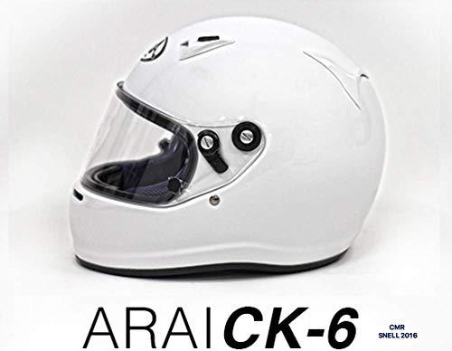 ARAI Casco CK-6 CMR2016 Kart Kart, talla L, 58 – 59 cm