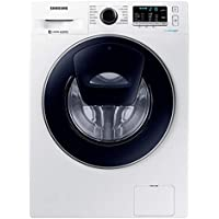 Samsung WW90K5210UW/ET AddWash Lavatrice, 9 kg, 1200 rpm, Bianco
