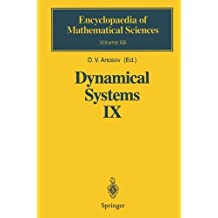 Dynamical Systems IX: Dynamical Systems with Hyperbolic Behaviour
