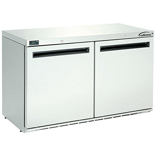 williams-heavy-duty-double-door-under-counter-fridge-stainless-steel-280ltr-commercial-restaurant-ca