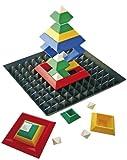 Eduplay Triangle Puzzle mit Base, 24-teilig