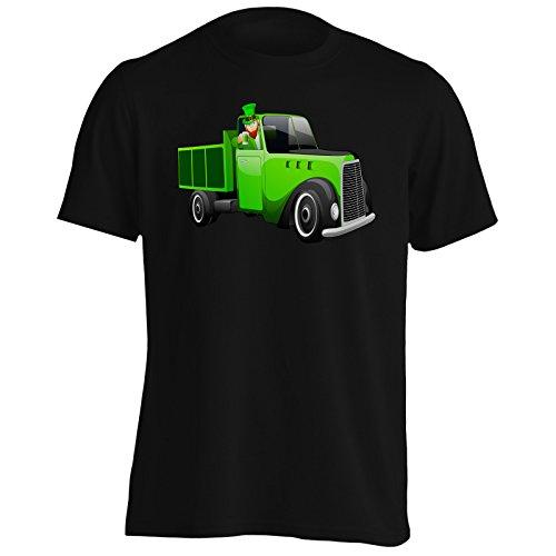 Birra Novità Irlandese Fortunato Divertente St. Giorno Di Patrick Uomo T-shirt vv87m Black