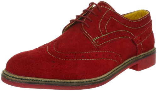 Nat-2 BUDA, Baskets mode homme Rouge-TR-E1-194
