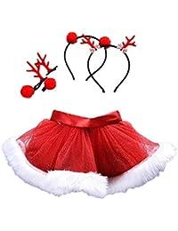 Riou Weihnachten Set Baby Kleidung Pullover Pyjama Outfits Set Familie Baby Mädchen Kinder Weihnachten Tutu Ballett... preisvergleich bei kinderzimmerdekopreise.eu