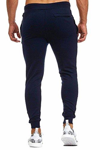 BELLIS® Herren Jogginghose Sweatpants B-T2001 Navy-Blue