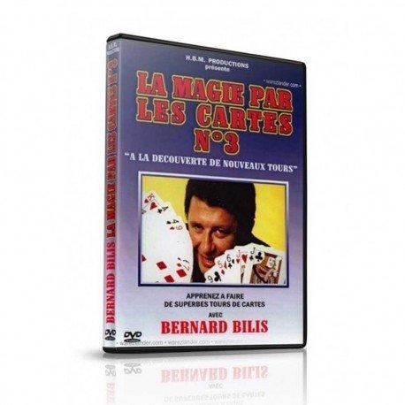 Bernard Bilis - La magie par les cartes - N°3 - Bernard Bilis