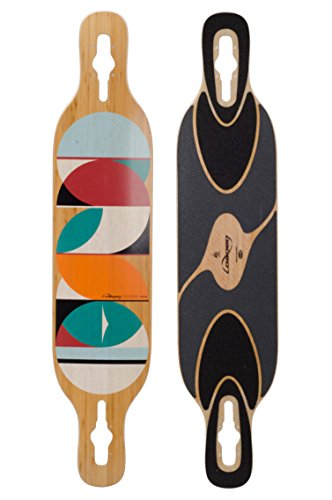 Loaded - Longboard Skate Brett einzige Dervish Sama - Größe: One Size - 1 Dervish Flex Sama