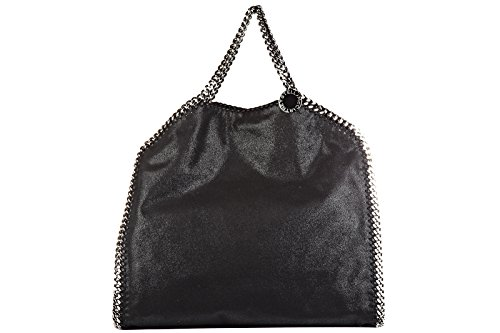 stella-mccartney-borsa-donna-a-mano-shopping-nuova-originale-falabella-shagder-f