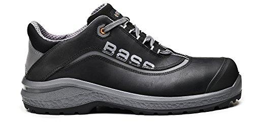 Base BE-FREE, Scarpe antinfortunistiche uomo Grigio grigio Grigio (grigio)