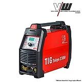 SWIM Tokyo 2300 Kombi Schweißgerät DC WIG 200 Plus TIG MMA E-Hand Inverter 3 in1