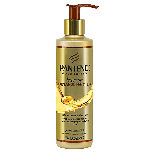 Pantene Pro Gold Series leave-on Detangling Milk 225ml