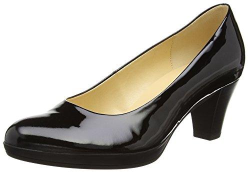 Gabor Rani, Escarpins femme Noir - Black (Black Patent)