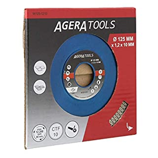 Agera Agera_404.108.101.107.12.10 Diamond Disc Extra Thin, 125 x 1.2 x 10 mm