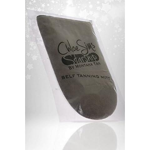 3 in 1 Tanning Mitt - Exfoliator, applicazione abbronzatura,
