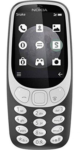Nokia 3310 3G (2017) Charcoal - Wie Neu