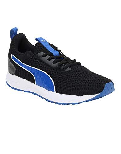 Puma Men's Progression Pro Idp Black Roya Royal White Sneakers-8 UK (42 EU) (9 US) (37079204)