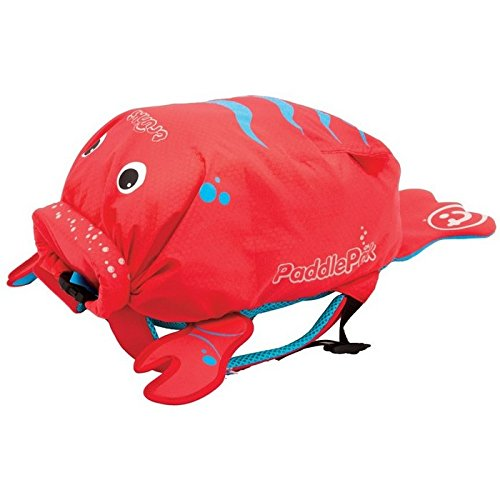 Trunki Paddle Pack - Mochila pez langosta