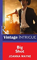 Big Shot (Mills & Boon Intrigue) (Big 'D' Dads, Book 3)