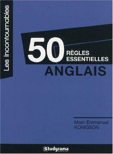 50-rgles-essentielles-en-anglais